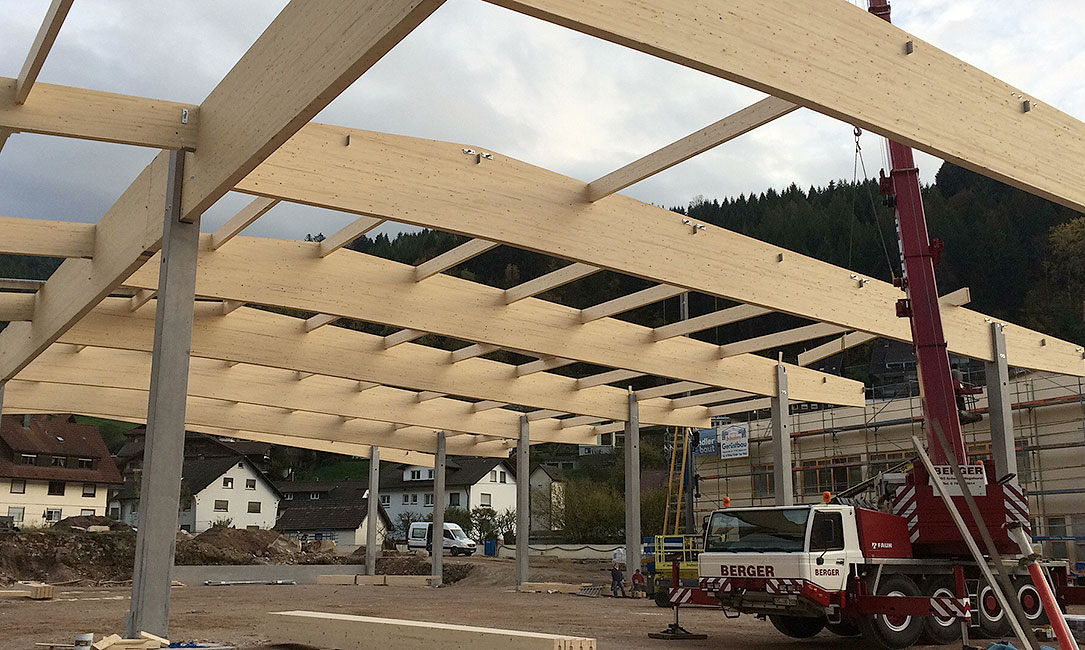 Hallenbau - Brückenbau